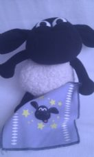 Adorable Big My 1st Talking 'Lullaby Timmy Sleepy Time' Sheep Plush Toy